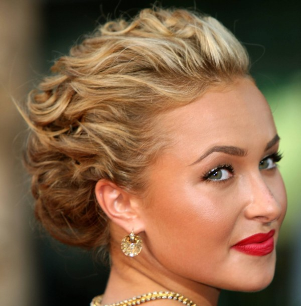 Short Curly Hairstyles For Prom : 2013 short curly hairstyles for prom u2013 o haircare