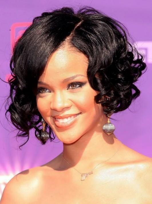 Black Curly Hairstyles By Rihanna O Haircare