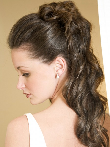 Different Long Wedding Hairstyles