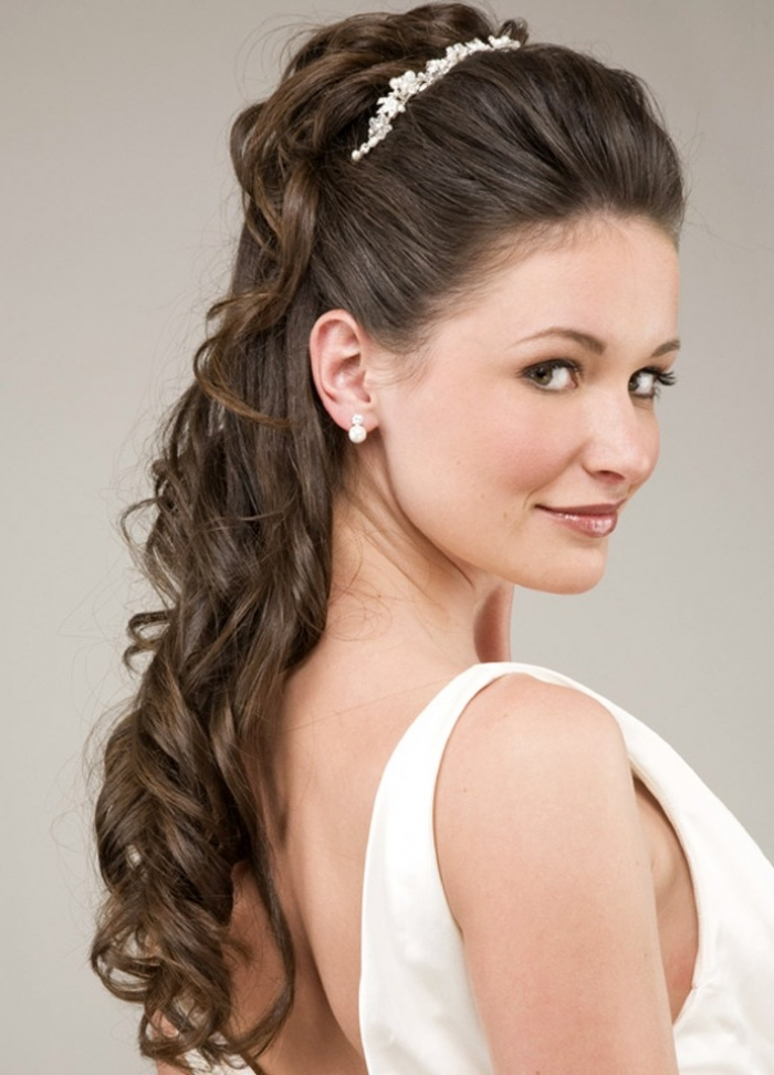 Brilliant How To Do Naturally Curly Hair For Prom Short Hair Fashions Short Hairstyles Gunalazisus