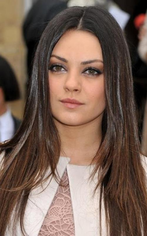 Round Face Hairstyles for Long Hair – o-Haircare