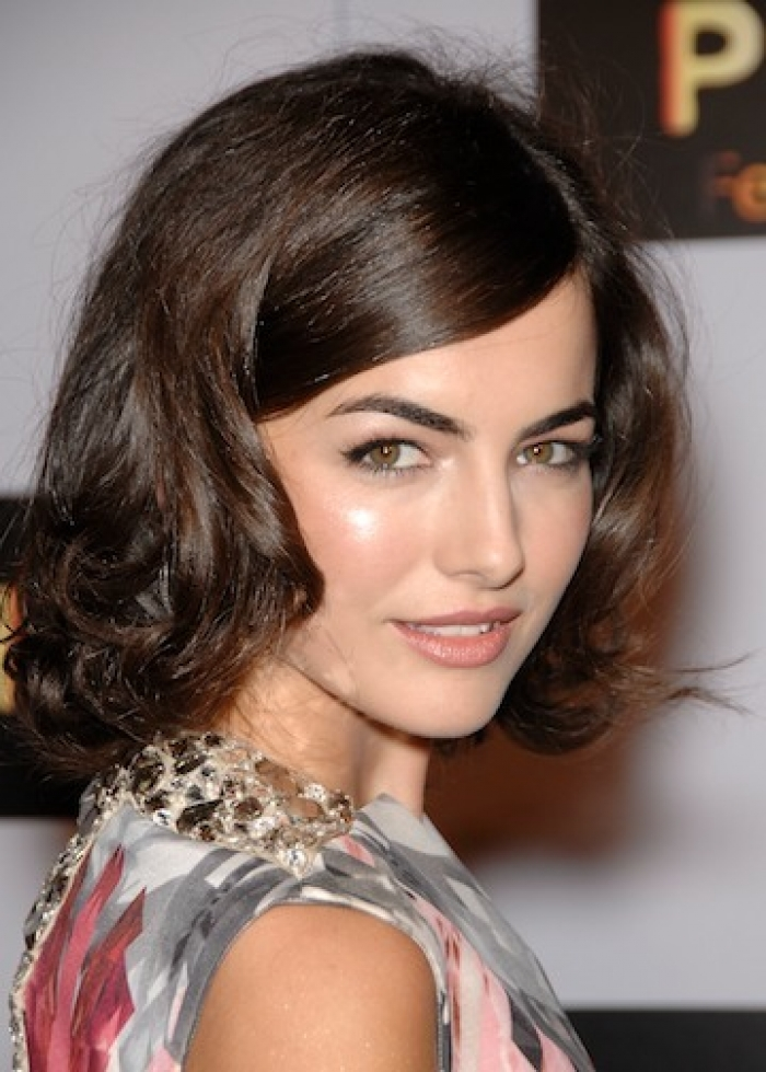 wavy hairstyles for medium thick hair � ohaircare