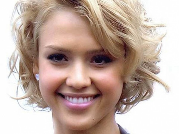 Young Cute Curly Hairstyles for School