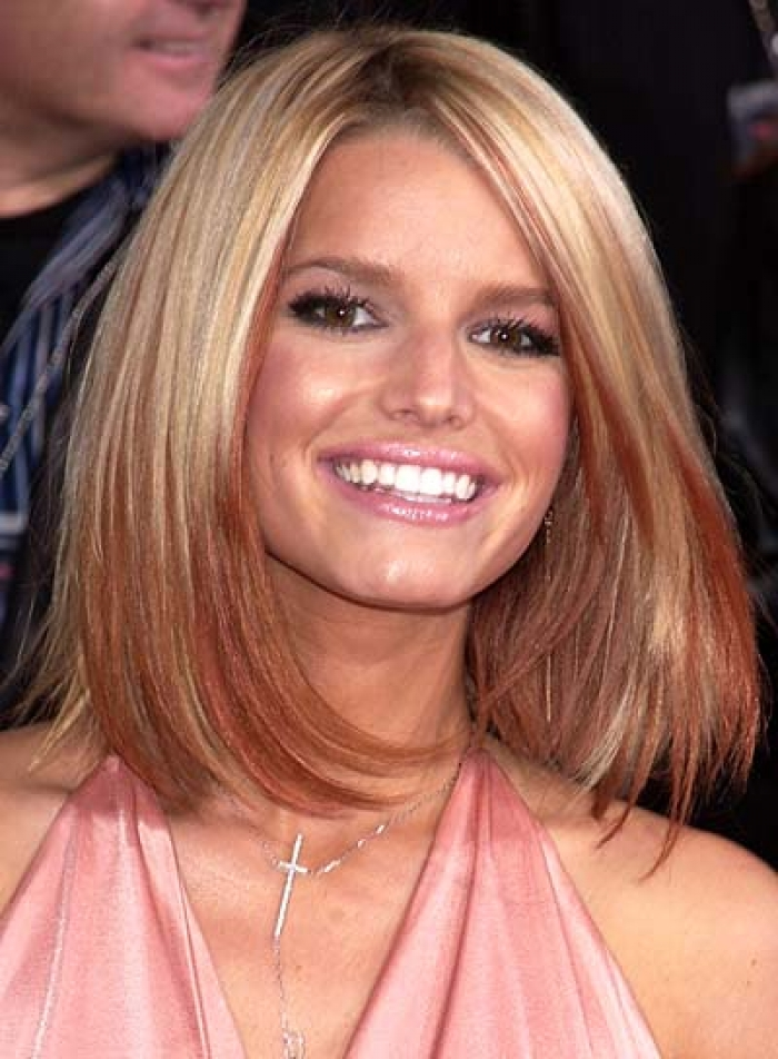 Jessica Simpson Hairstyles That Are Still In Today O Haircare