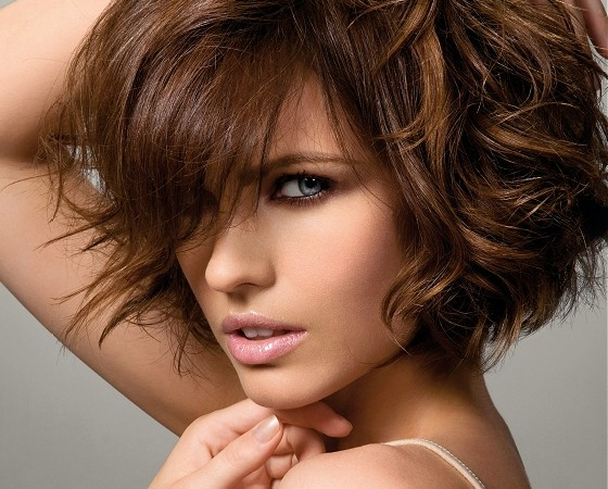Beautiful Messy Short Hairstyles