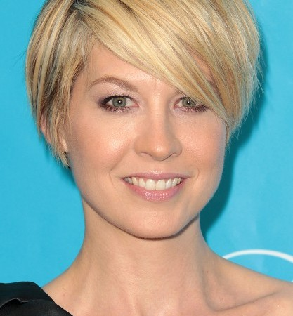 Astonishing Blonde Short Hairstyles For Round Faces O Haircare Short Hairstyles Gunalazisus