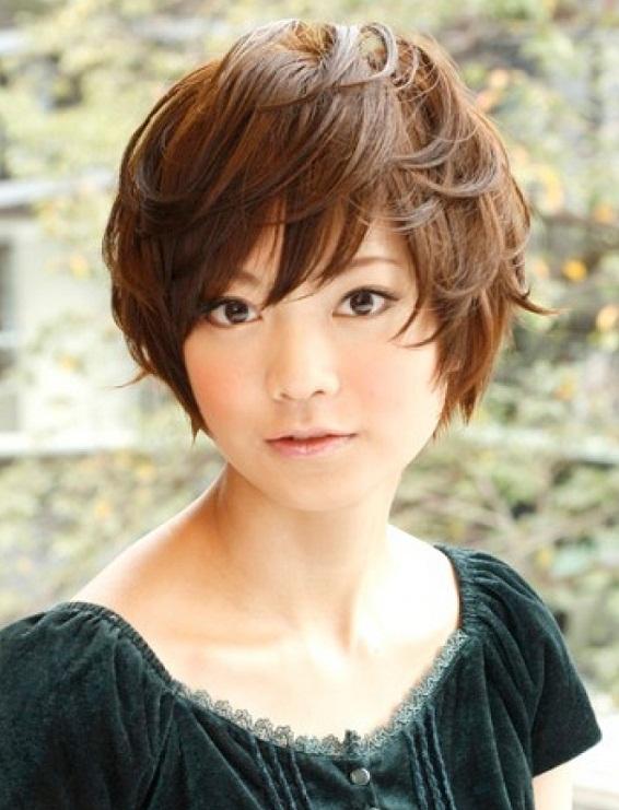 Sensational Korean Women Short Hairstyles O Haircare Short Hairstyles Gunalazisus