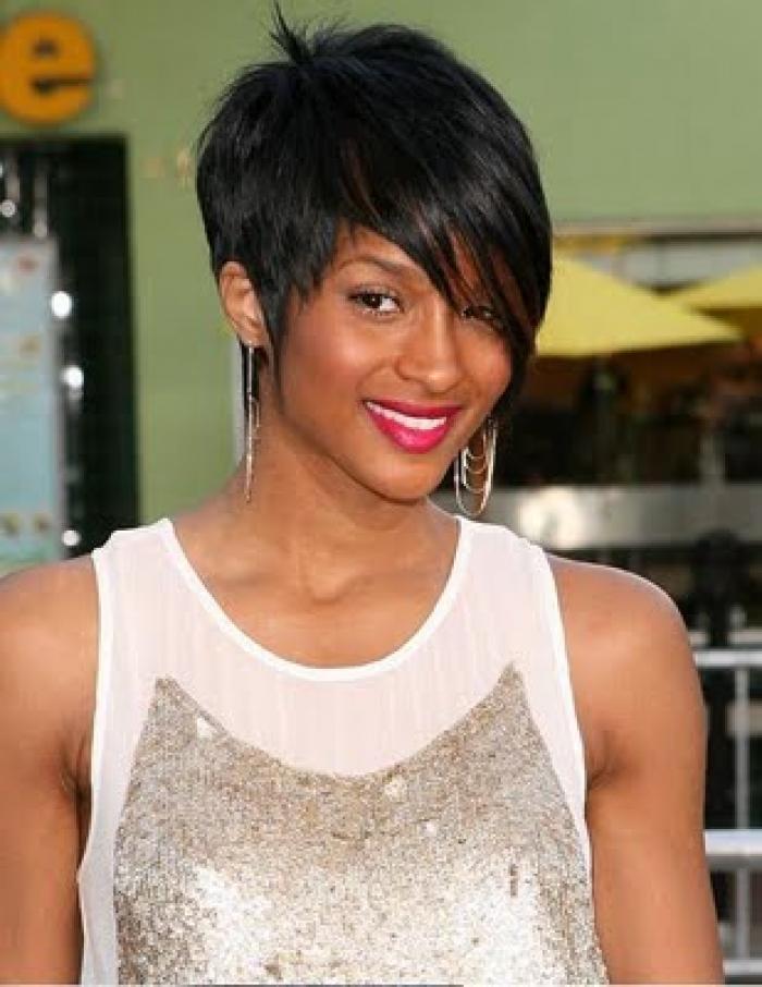 Astounding Short African American Hairstyles O Haircare Short Hairstyles For Black Women Fulllsitofus