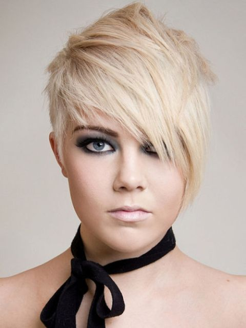 Short funky hairstyles blonde o haircare short funky hairstyles blonde urmus Images
