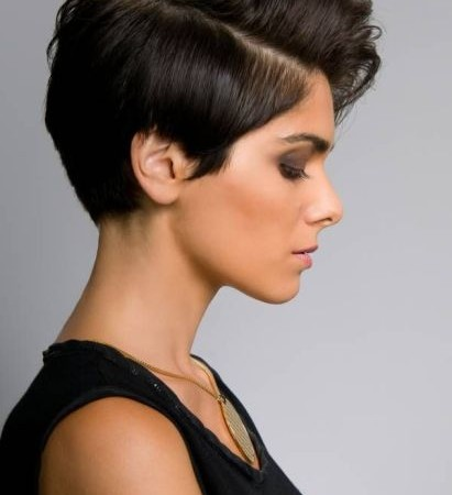 Enjoyable Cute Short Hairstyles For Square Faces O Haircare Short Hairstyles For Black Women Fulllsitofus