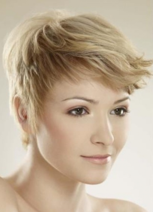 Magnificent Messy Hairstyles For Short Hair O Haircare Short Hairstyles Gunalazisus