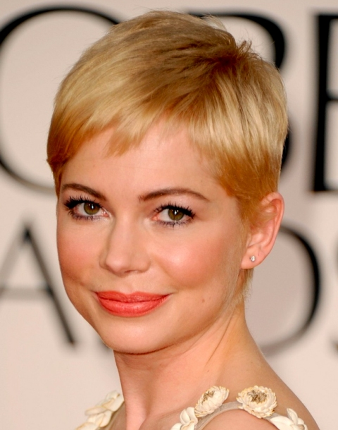 Very Short Hairstyles for Round Faces – o Haircare