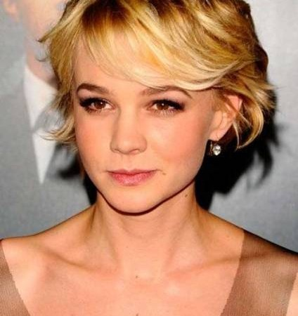 Pleasing Cute Short Hairstyles For Square Faces O Haircare Short Hairstyles Gunalazisus