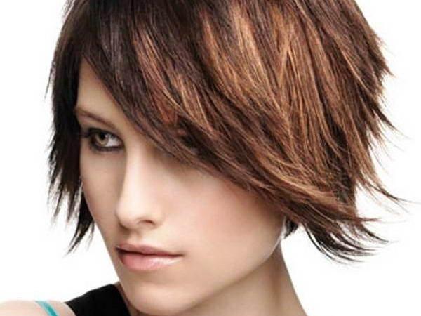 Women Straight Short Hairstyles