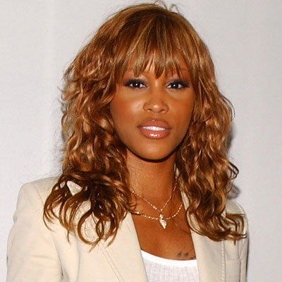 Black Celebrity Curly Hairstyles Ideas