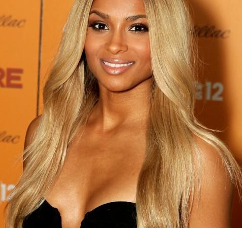 Blonde Black Celebrity Hairstyles