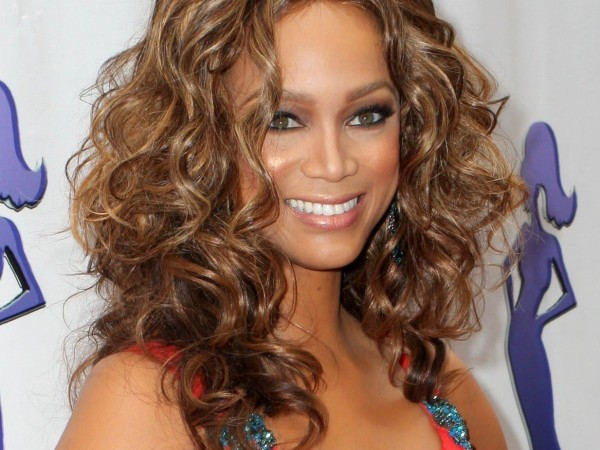 Medium Curly New Hairstyles for 2014