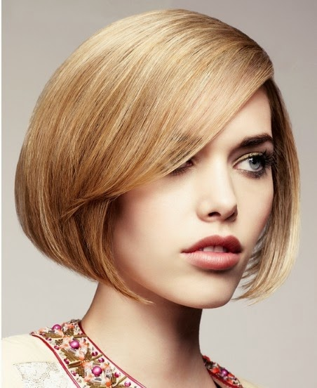 New Blonde Hairstyles for 2014