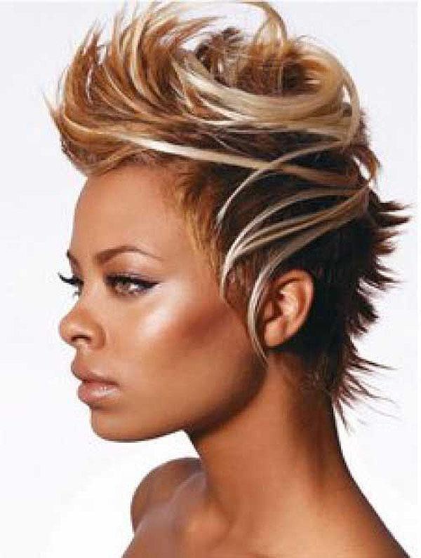 Strange Short Haircuts For Black Women 2013 O Haircare Short Hairstyles For Black Women Fulllsitofus