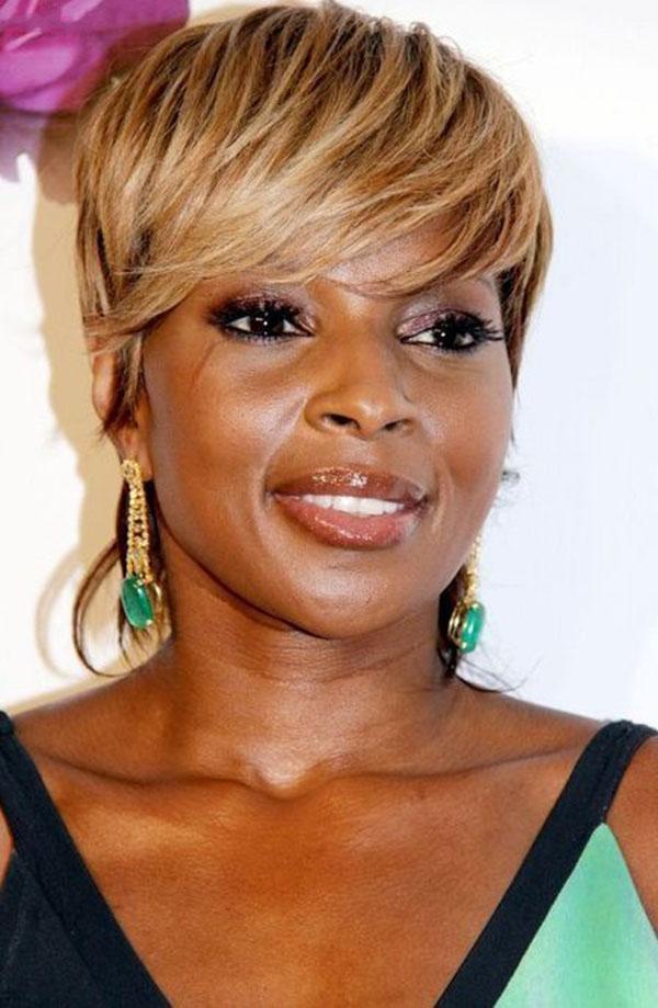 Peachy Short Haircuts For Black Women 2014 O Haircare Short Hairstyles Gunalazisus