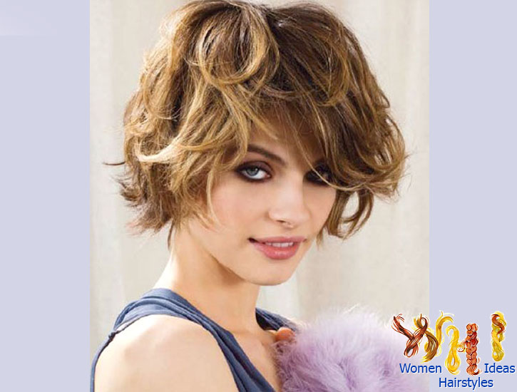 Short Haircuts For Curly Fine Hair Best Short Hair Styles