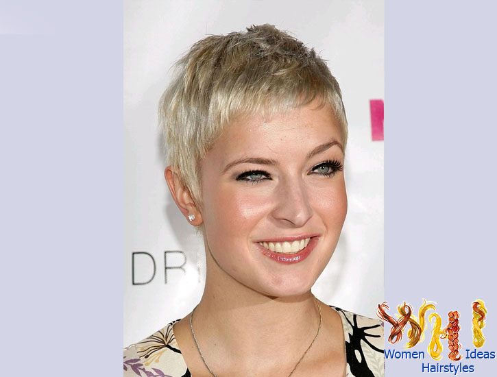 Very short haircuts for women with fine hair o haircare very short haircuts for women with fine hair winobraniefo Image collections