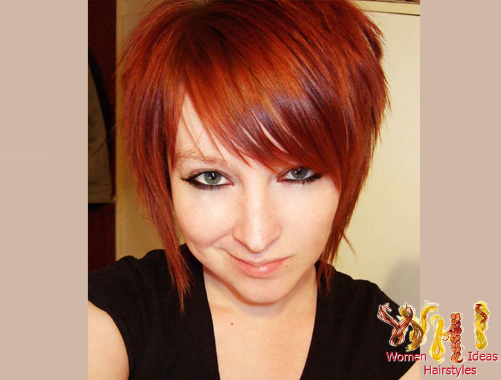 short red hairstyles – o-Haircare