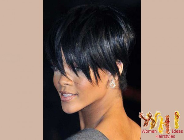 short hairstyles for black wom