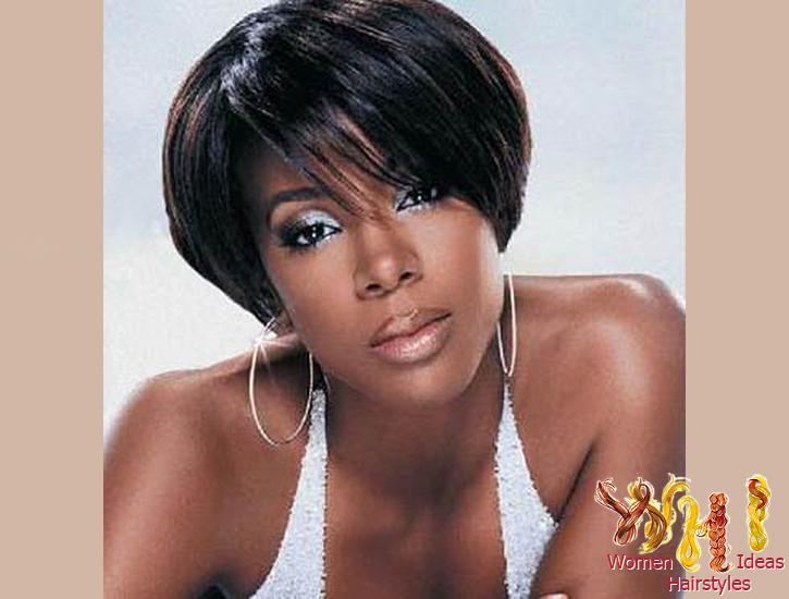 Tremendous Short Bob Hairstyles For Black Women O Haircare Hairstyles For Women Draintrainus