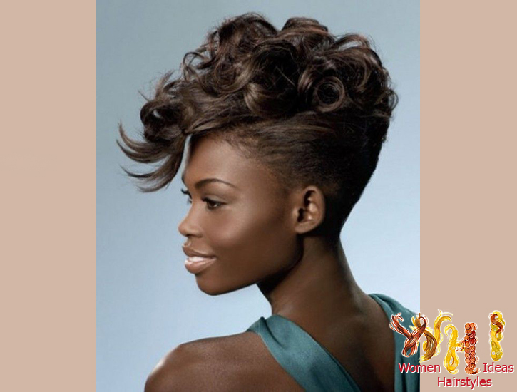 Tremendous Short Weave Hairstyles For Black Women O Haircare Hairstyles For Women Draintrainus