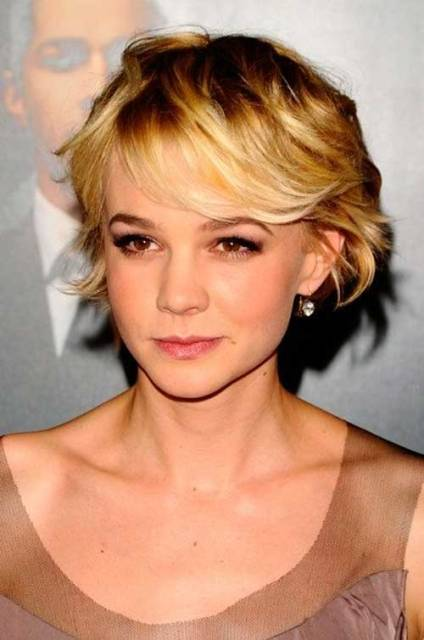 Short Hairstyles For Square Faces O Haircare